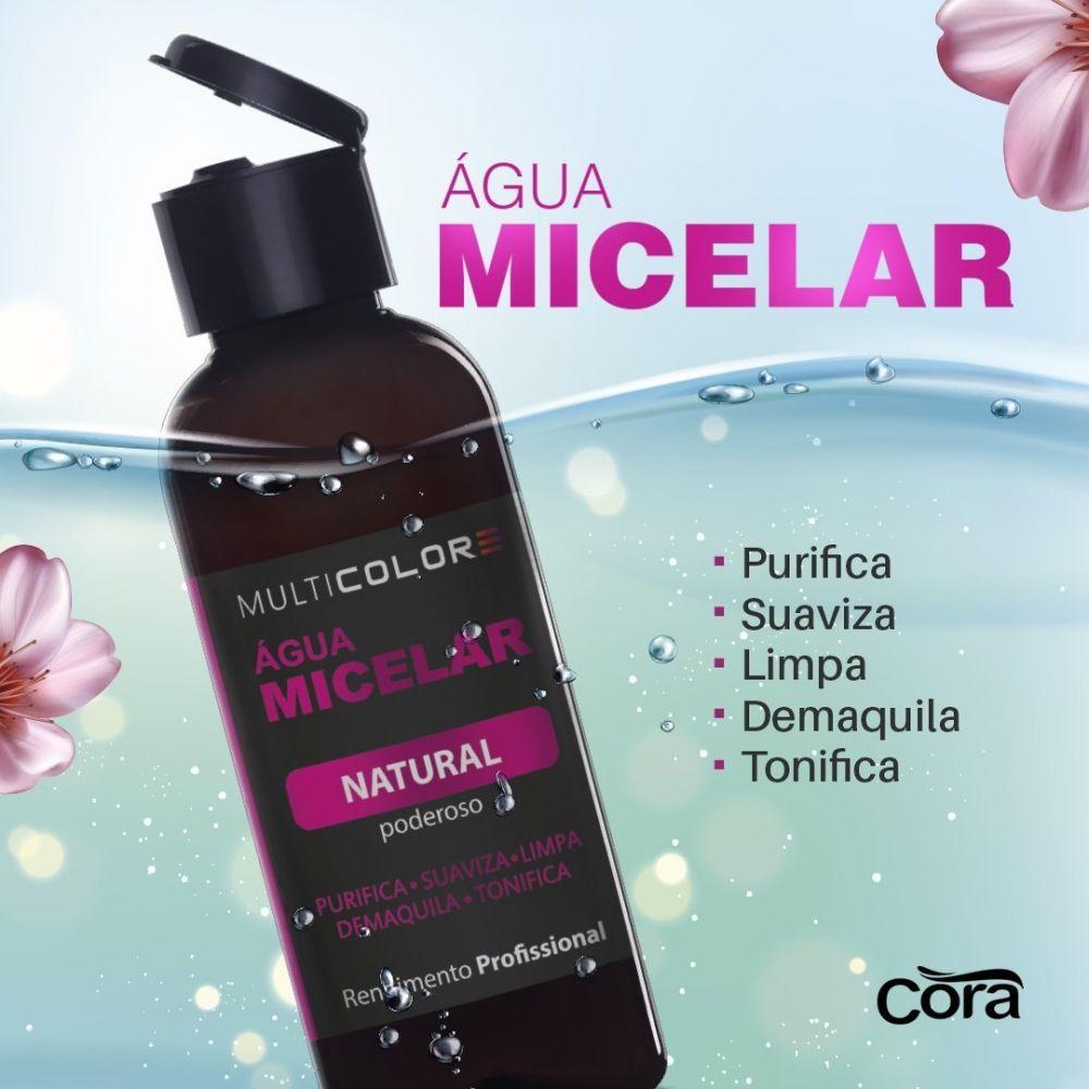Água Micelar Multicolore 100ml