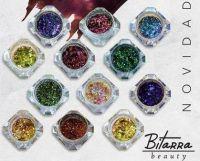 Bitarra Pigmento Glitter Multicromático