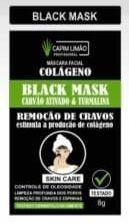 Capim Limão Sachê Máscara 8g - Black Mask