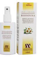 Clareador Anaconda Biondina Reflexos Naturais - 140ml