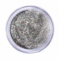DaPop Glitter Gel 01 - Prata Holográfico