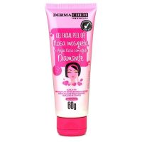 Dermachem - Gel Facial Rosa Mosqueta e Argila Rosa 60g