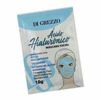 Di Grezzo Máscara Facial Sachê 10g - Ácido Hialurônico
