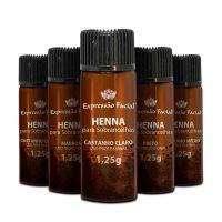 Expressão Facial Henna Pocket 1,25g