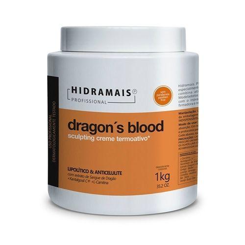 HidraMais Creme para Massagem Dragons Blood 1kg