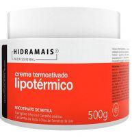 HidraMais Creme Termoativado LipoTérmico 500g