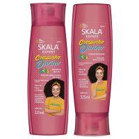 Kit Skala Shampoo e Condicionador (Crespinho Divino)