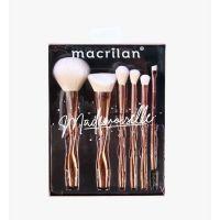 Macrilan Kit 06 Pincéis Mademoiselle - ED004