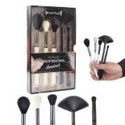 Macrilan Kit com 05 Pincéis Iluminador WB900