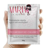 Maria Escandalosa Progressiva de Chuveiro 50g