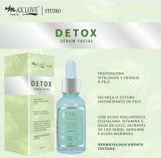 Max Love Sérum Facial Detox 30ml