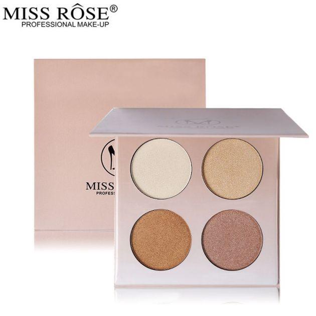 Miss Rose Paleta Glow Kit N1