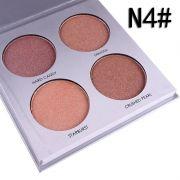 Miss Rose Paleta Glow Kit N4