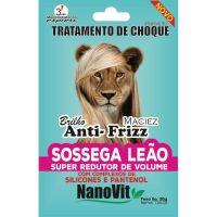 Nanovit Sossega Leão Anti Frizz 30g