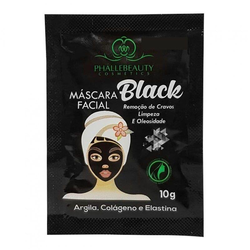 PhalleBeauty Sachê Máscara Black 10g