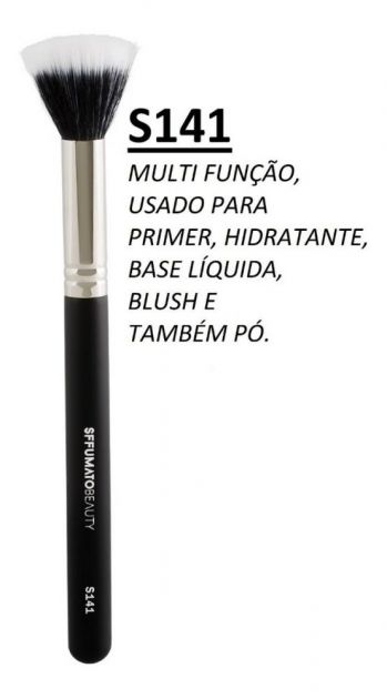 PINCEL DUO FIBER S141 - SFFUMATO BEAUTY