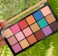 Pink 21 Paleta 18 Sombras Cool Sexy