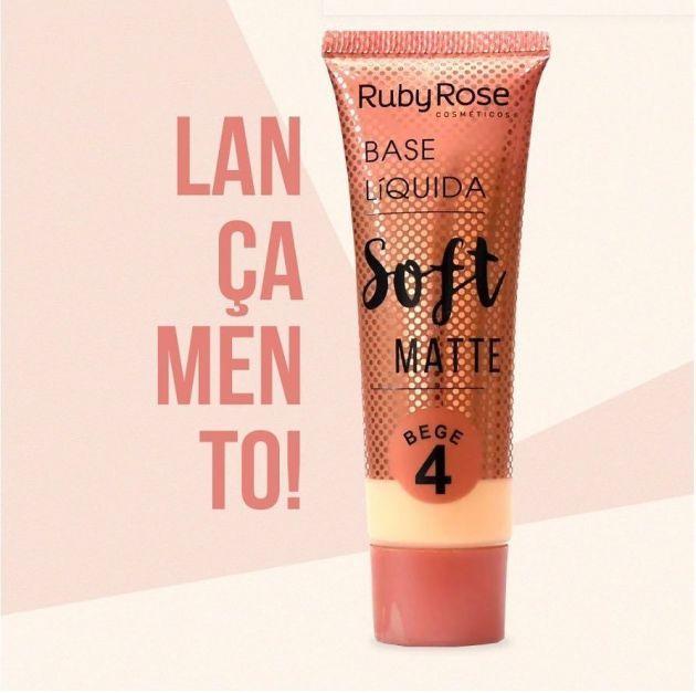 Ruby Rose Base Soft Matte
