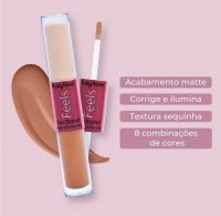Ruby Rose Feels Duo Sculpt (Corretivo x Contorno) HB-8101