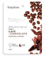 Ruby Rose Máscara Facial (Café e Chocolate)