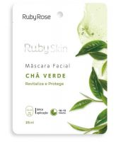 Ruby Rose Máscara Facial (Chá Verde)