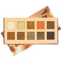 Ruby Rose Paleta 10 Sombras Latte HB-1051