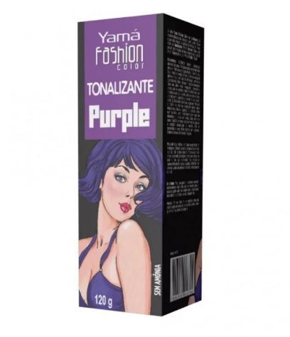 Yama Fashion Color Tonalizante - Purple